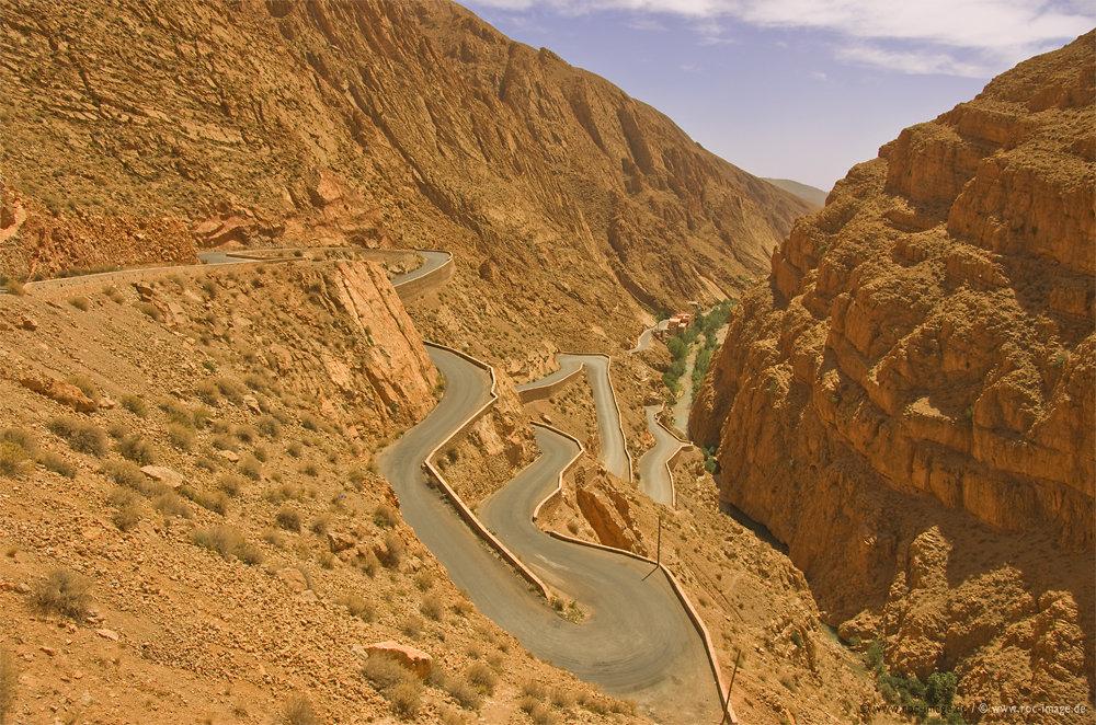 Gorge du Dades, Marokko 2013